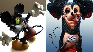 Disney Secretos Ocultos | Disneyworld y Disneyland