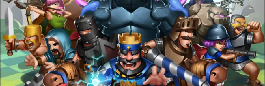 clash royal Cover Image