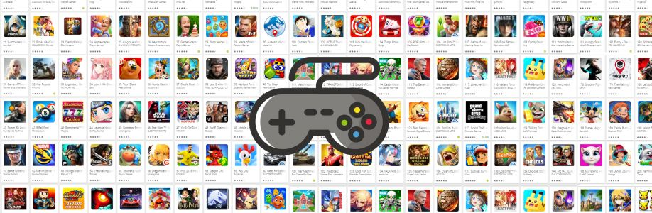 Android Games Cover Image