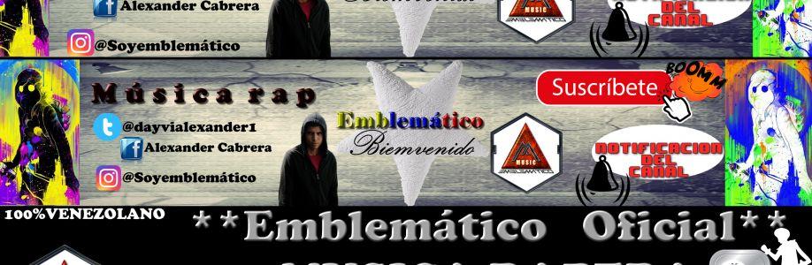 Emblemático Oficial Cover Image