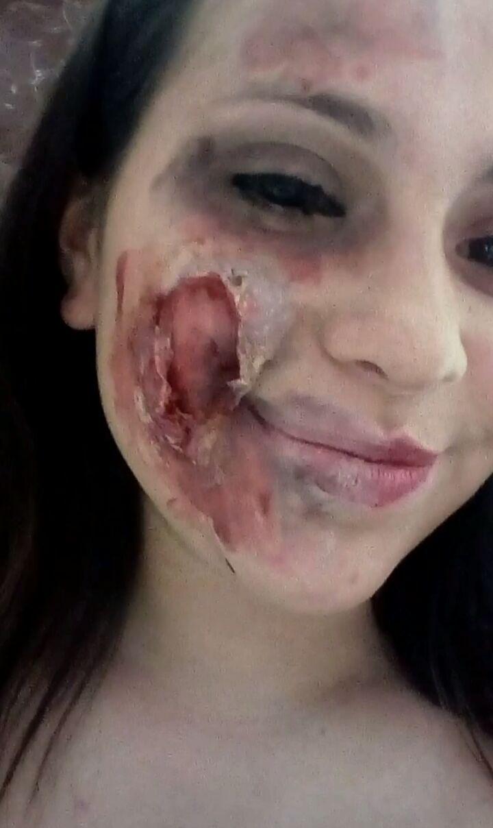 """LINA MALDONADO en Instagram: """"?Chicos ya sé que ya paso Halloween,?pero no quería quedarme sin subir este vídeo,? espero que les guste y les sea útil para el próximo…"""""""