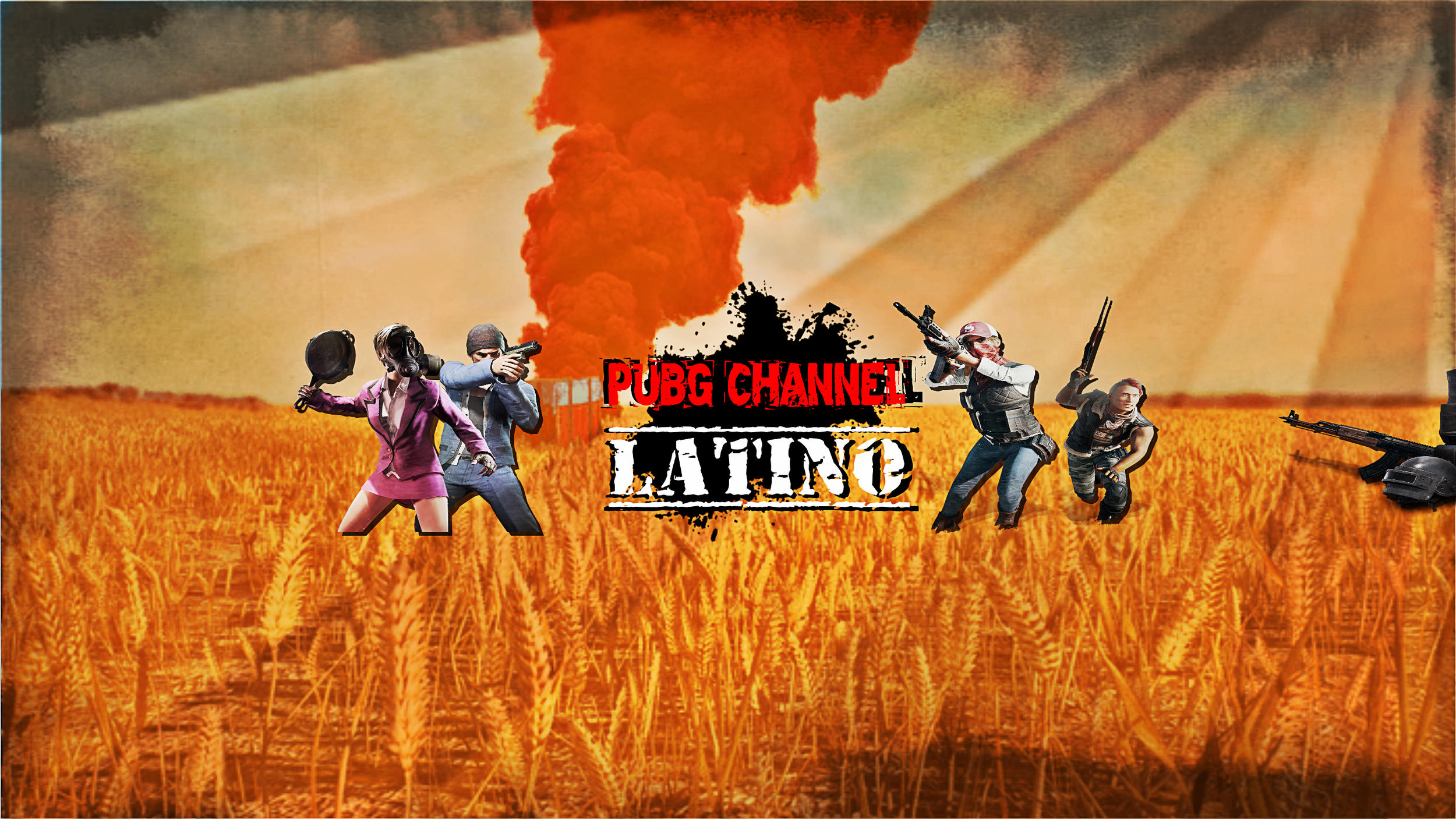 Pubg Channel Latino- Serie de Playerunknown's Battlegrounds