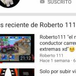 Roberto 111 Profile Picture