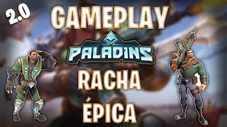 RACHA ÉPICA | PALADINS GAMEPLAY EN ESPAÑOL 2019 | MauriOne
