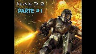 Los covenant invaden --- Halo 2 parte #1