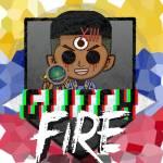 Glitch Fire Profile Picture