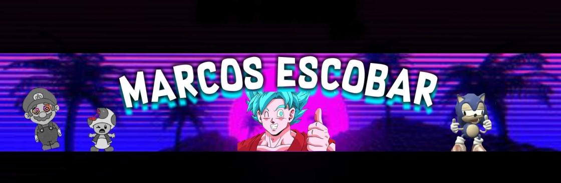 Marcos Escobar Cover Image