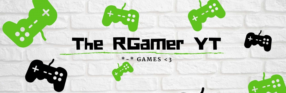 The RGamer YT Cover Image