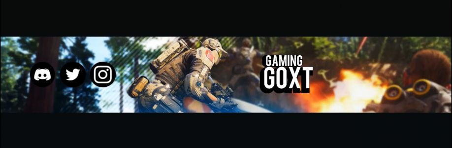 GOXT GAMING Cover Image