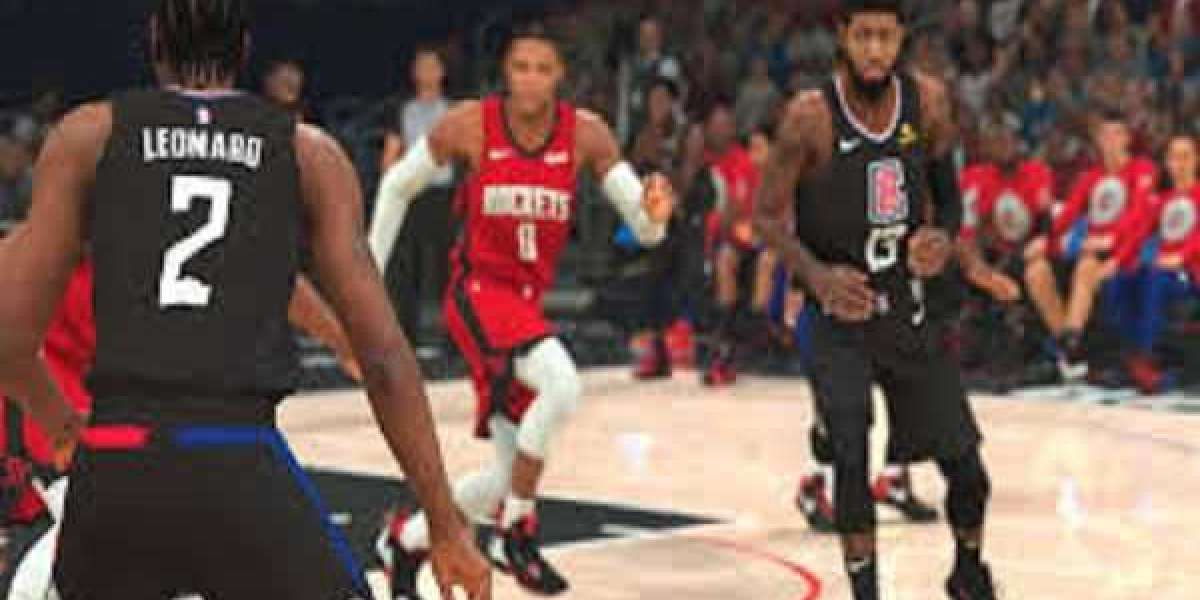 NBA 2K21 is the latest name in the world-renowned