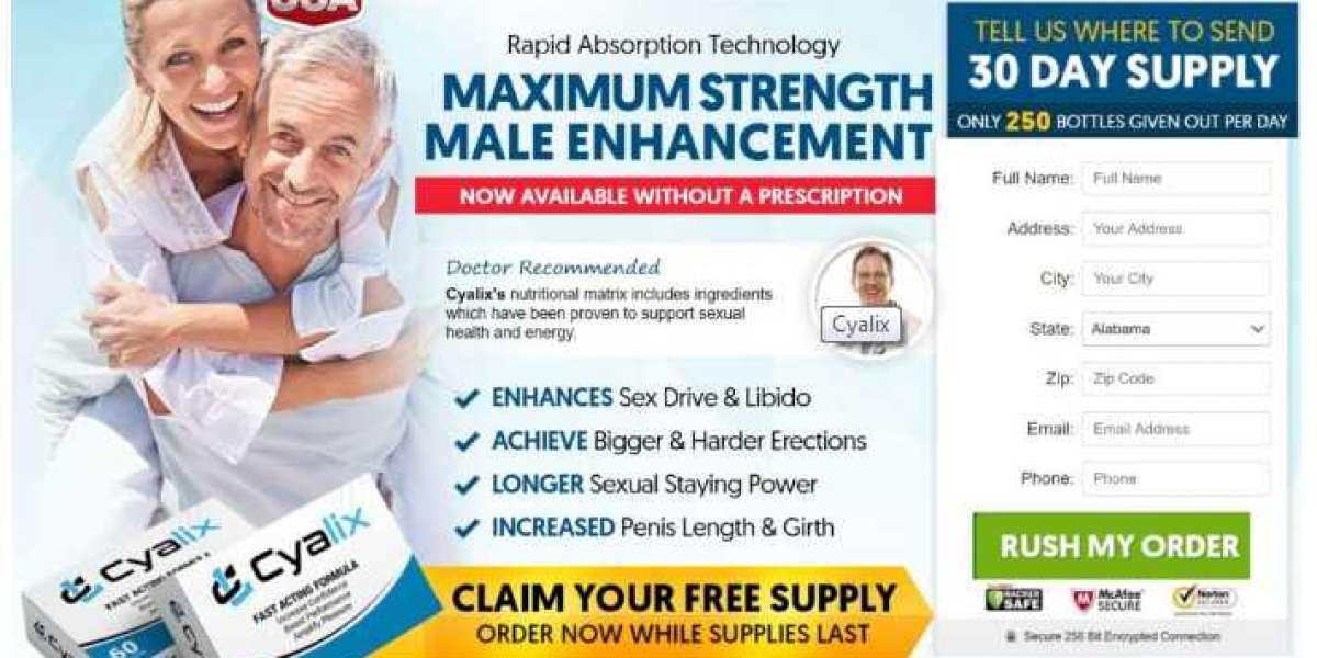 Cyalix Male Enhancement
