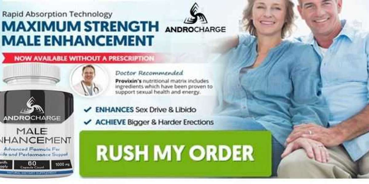 AndroCharge Male Enhancement