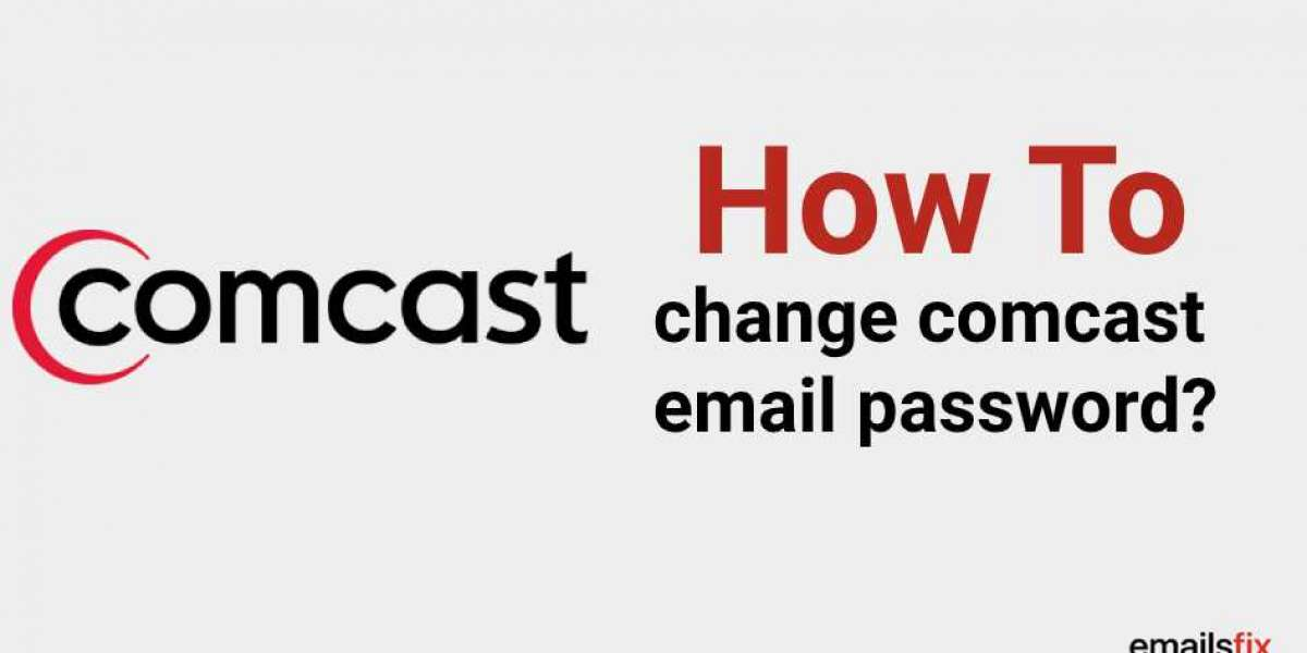 Comcast Email Password Reset