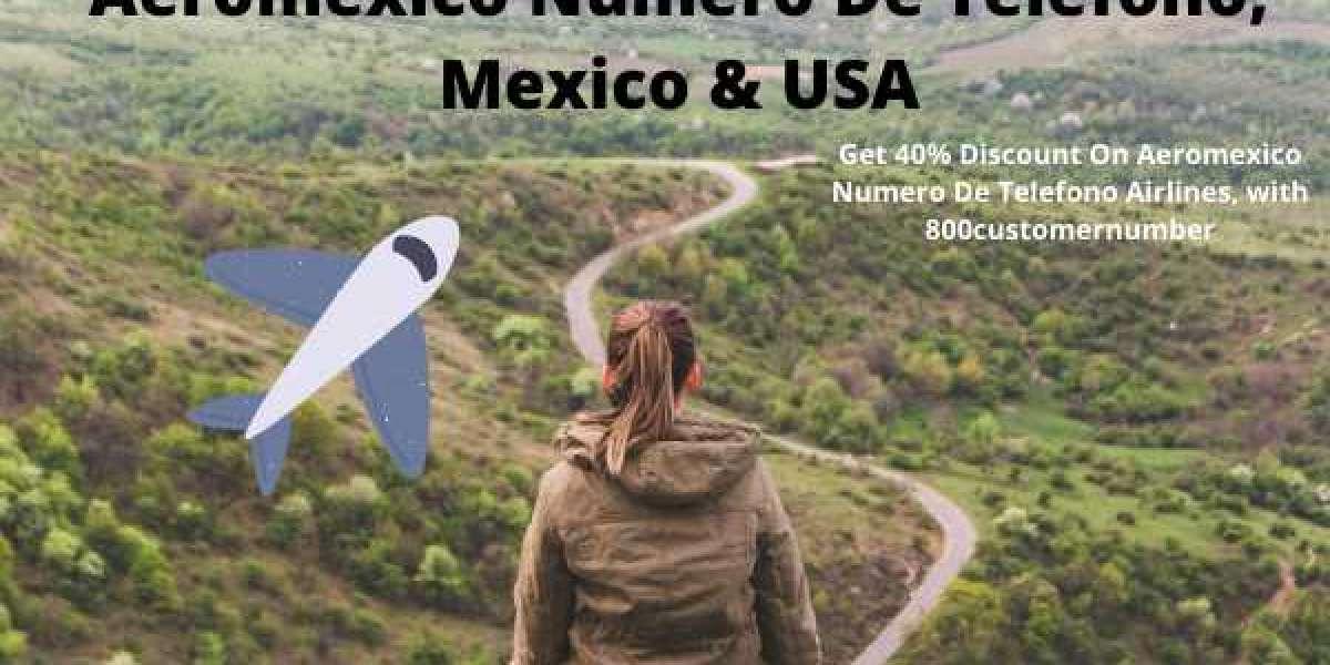 Aeromexico Numero De Telefono, Mexico & USA