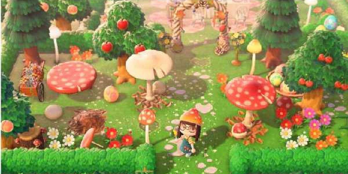 Animal Crossing has a cherry blossom DIY recipe