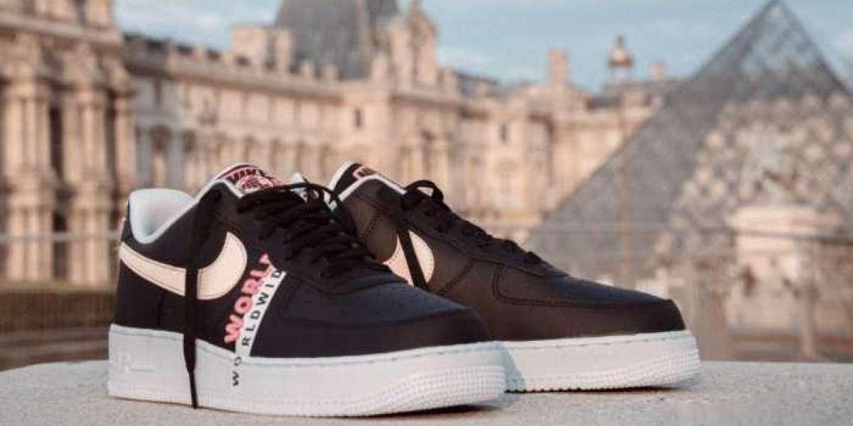 "Where To Buy Nike Air Force 1 ""Worldwide"" CK6924-001 ?"