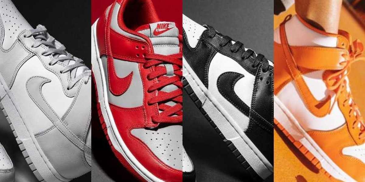Which Nike Dunk SB DD1503-100/DD1391-002/CV1628-800/DD1390-100/DD8477-446 series shoes do you have?