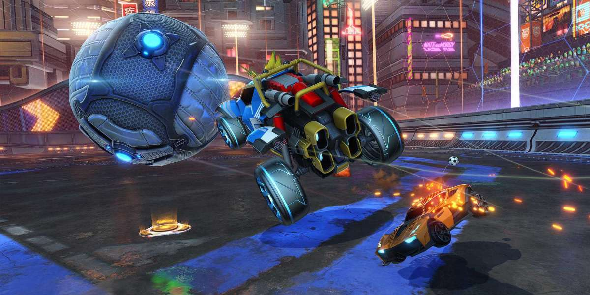 Buy Rocket League Credits surprisingly utilized