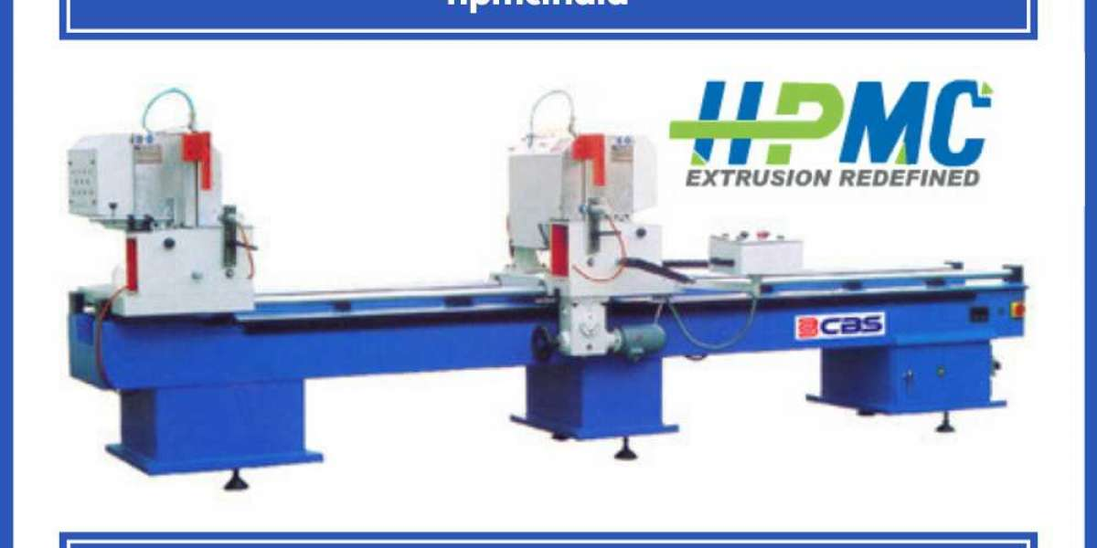 Which is the leading UPVC window profile machine Manufacturer?