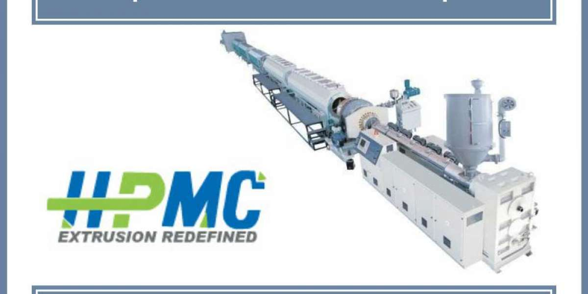 Which is the best HDPE pipe extruder Manufacturer?