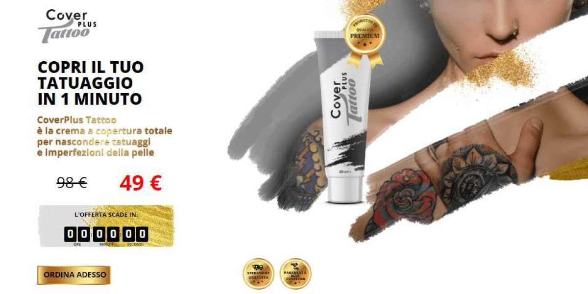 Cover Plus Tattoo-recensioni-prezzo-acquistare- crema-benefici en Italia