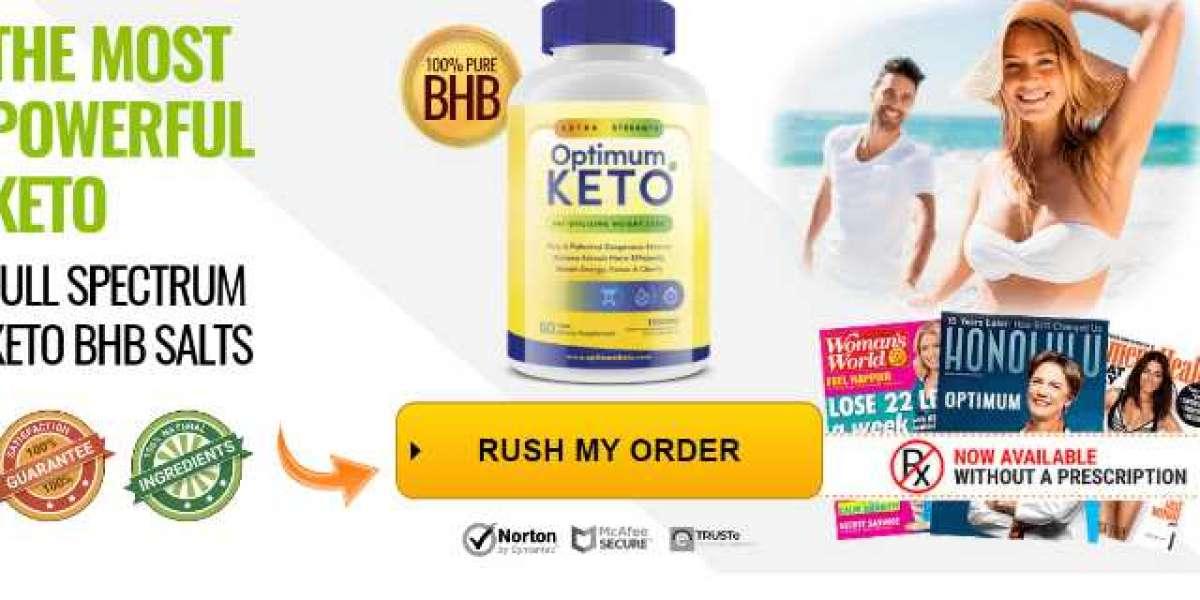 Optimum Keto-Diet Pills For Slim Shape Figure! Price, Buy