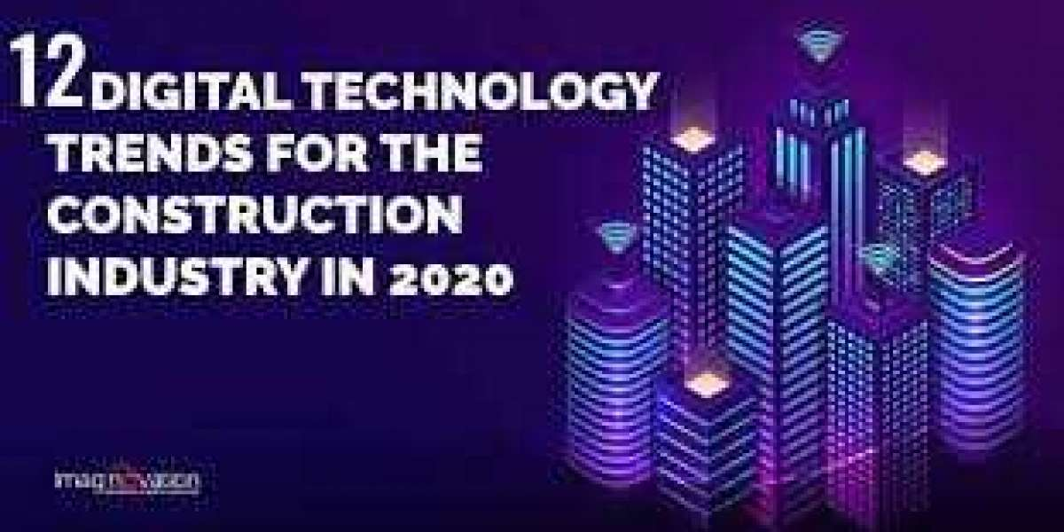Alternative technologies are being used in the construction industry
