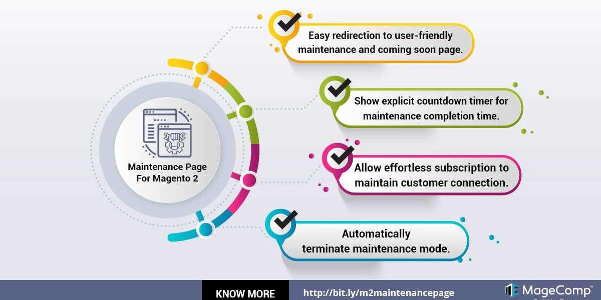 Magento 2 Maintenance Page