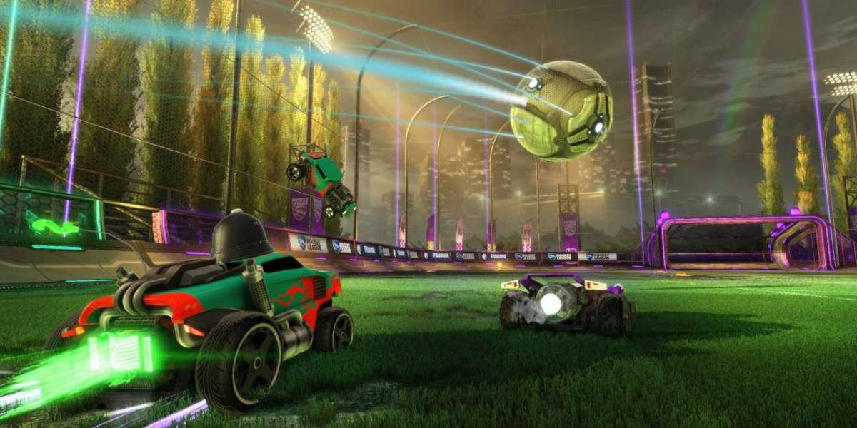 Rocket League continues to be doing well