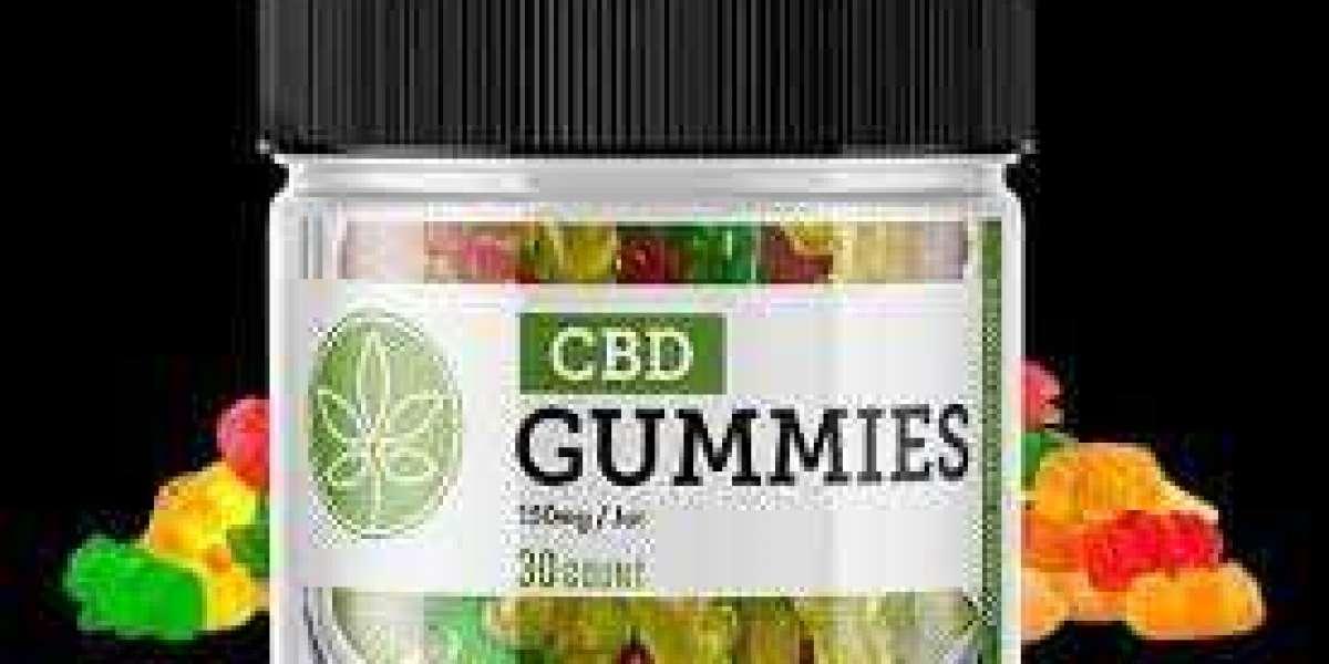 Golden Love CBD Gummies