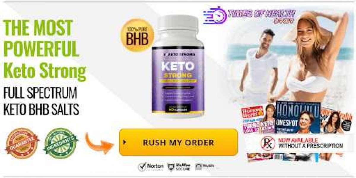 Alert! Are You Doing Keto Strong Detox : Pastillas Keto Strong Mistakes?