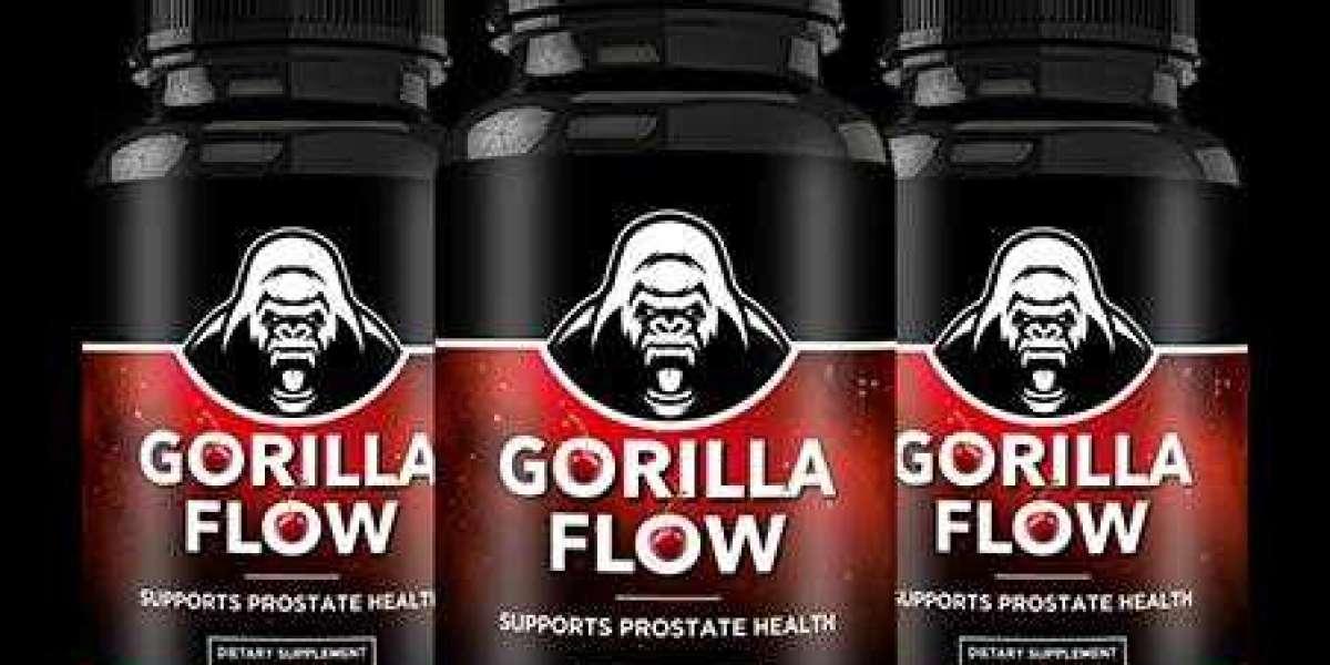 Gorilla Flow Pills  Reviews, Benefits, Working & Price